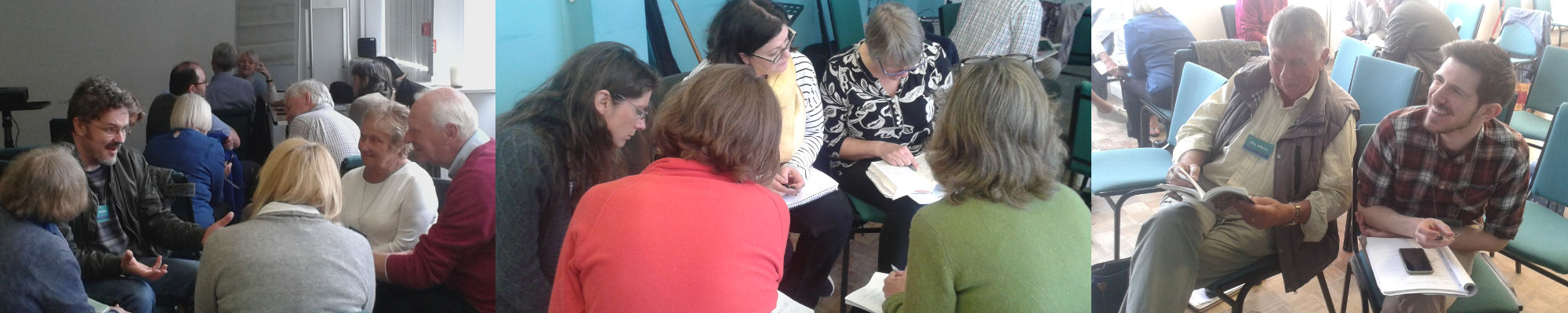 Training for Everyone: Foundations in Christian Ministry