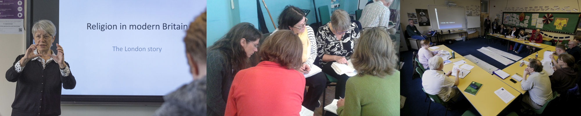 Training for Everyone: New Encounters in Theology